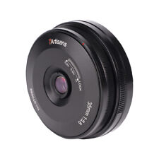 7artisans 35mm F5.6 Full Frame Manual Wide Angle Lens For Sony FE A7R3 A7M2 A9