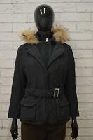 Giubbino Donna MARELLA Taglia 42 Giubbotto Cappotto Parka Giacca Jacket Woman