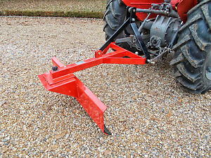 GB6 - Grader Blade - 6ft Wide - For Compact Tractors