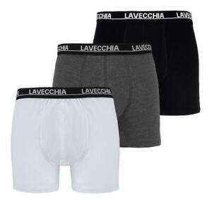Boxer Short Lavecchia  3er Pack Übergrößen bis 8XL in 3 Farben