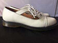 Dr Martens White Size 8 Airwair Shoes