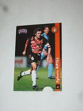 RIPOLL   FC LORIENT   Carte football card FRANCE FOOT DS 1998-1999 panini