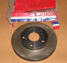 TOYOTA CAMRY, PICNIC VENTED FRONT BRAKE DISC 255mm 5 STUD - GBD761 - LAST ONE