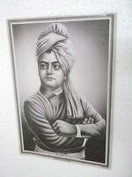 "SWAMI VIVEKANANDA  Poster  unique nice INDIA famous personality 16""11"""
