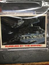 1980 Topps Vault Star Wars Millennium Falcon Pursued By The Empire Proof Card