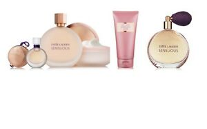 Estee Lauder Sensuous Perfumes,Gift Set and Body Collection Each Sold Separately