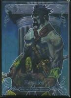 2018 Marvel Masterpieces Trading Card #26 Hercules /1999