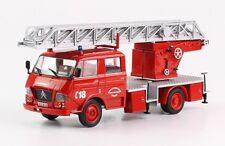 Fire Truck Citroën 450 échelle pivotante semi-automatique  1/43