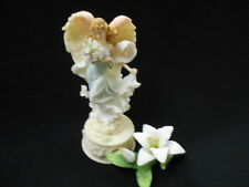 "Seraphim Classics Angel by Roman, Inc- ""Lily"" - Second in Series Special Moments"