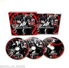 Persona 5 COLONNA SONORA ORIGINALE GIAPPONE 3 CD