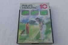 Philips Videopac G7000 Golf No 10