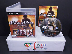PS3 Prince of Persia Classic Trilogy HD