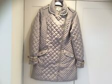 Lovely Warm Quilted Padded Coat, In Size 12.(On Holiday Posting 22nd Dec)