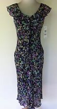 NWT NEW MSRP $149 JONES NEW YORK Womens Spring Fling Sleeveless Floral Dress 4P