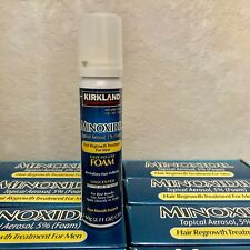 Kirkland Hair Regrowth Treatment Minoxidil Foam for Men - 1 Month Supply