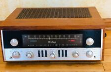 McIntosh MX110 Z Pre-Amplifier Tuner with Wood Case Excellent Sounds Wonderful