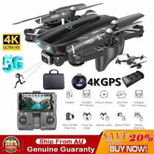 5G Drones x Pro With HD Camera GPS 1080P 4K Follow Me Wifi FPV Quadcopter Drone