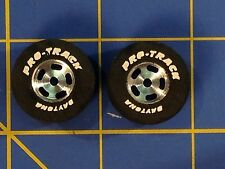 Pro Track 526 Daytona Retro Fronts 7/8 tall .250 wide 3/32 axle Mid America