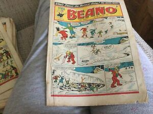 Beano Comic No 548 - 1953