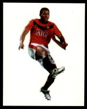 Panini Manchester United 2009-10 Antonio Valencia in action -  No. 174