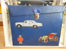 Vintage Collector's Storage Case 3 inch items of 24 items