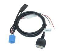 Adapter Kabel Stecker Dock Interface für iPod Blaupunkt Becker mit Ladefunktion