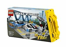 LEGO Racers - Highway Chaos Building Set 8197 NEW NIB Retired Sealed