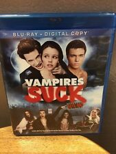 Vampires Suck (Blu-ray Disc, 2010, Extended Bite Me Edition;...