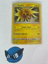Pokemon TCG : Zapdos SM145 PROMO CARD