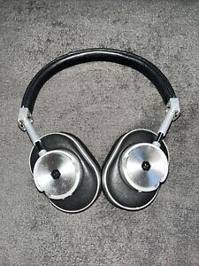 MASTER & DYNAMIC Bluetooth headphones MW60G1-GM MW60 GUNMETAL Used Preowned