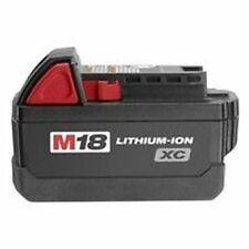 NEW MILWAUKEE 48-11-1828 CORDLESS TOOL BATTERY 18 VOL LITHIUM ION M18 NEW SALE