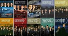 LAW AND ORDER CRIMINAL INTENT:COMPLETE SERIES-1 -10, DVD SET, FREE SHIPPING, NEW