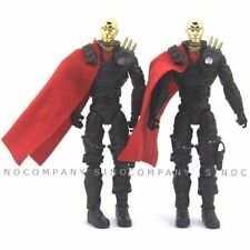 2pcs Movie Toy Gi Joe 25th Anniversary Cobra Destro Iron Grenadier Figures Gift