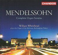 Mendelssohn: Complete Organ Sonatas, New Music