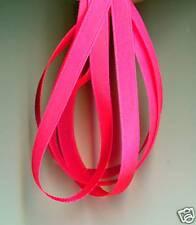 *** HOT PINK - Satin Ribbon - 6 mm Wide - 2 MTR ***