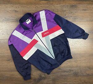 Men's 90' Vintage Adidas   Track Jacket Tracksuit size S