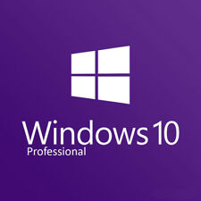 Windows 10 Pro Professional 32/64 bit Product Key For Activation License Code