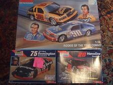 "1994 Monogram ""Rookie of the Year Combo"" 1985 Thunderbirds 1:24 plastic models"