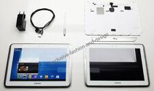 2 x Samsung Galaxy Note 10.1 GT-N8020 LTE 4G 16GB Tablets Pad weiss