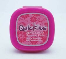 QUICKIES NAIL PADS PINK *******20***** WITH VIT B