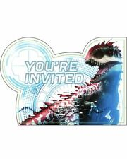 Jurassic World Invitations One Size