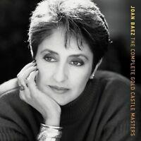 JOAN BAEZ - COMPLETE GOLD CASTLE MASTERS  3 CD NEU