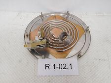 Plaque Chauffante Acier Inox 28.06009.800,195mm Diamètre,800w,230v ,Inutilisé