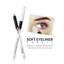 1Pcs White Eyeliner Pencil Eye Liner Pen Waterproof Long-Lasti Eye-Brighten C6E6