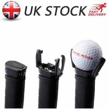 *GOLF BALL RETRIEVER SUCKER BACK SAVER GOLF BALL PUTTER PICK UP TOOL GRABBER UK*