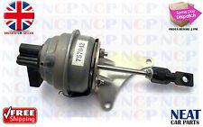 Nuevo AUDI VW SEAT SKODA 2.0 TDI Turbo Cargador Actuador + Sensor de posición 757042