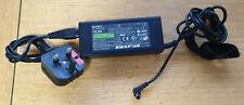 SONY Vaio PCGA-AC19V3 Adapter Charger 19.5V 4.1A
