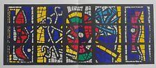 """Fernand  Leger """"Instruments De La Passion"""" Lithograph  1951 DLM No. 36-38"""