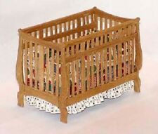 Nursery Convertible 3-in-1  Crib / Bed Woodworking  Furniture Plans Patterns