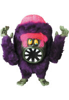 SHELTERBANK BUNGY figure Monster Plush Toy Collectible PANIC D-con 2G Limited